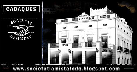 Edificio Sala de Exposiciones Societat lAmistat Cadaqués
