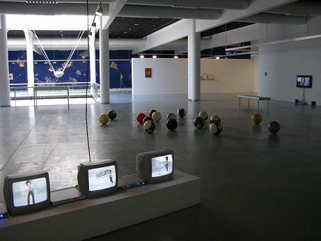 Exposición Esto no es una broma. 2007. Museo de Arte Contemporáneo Gas Natural F