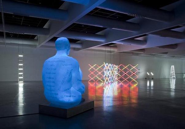 Exposición Fiat Lux. 2010. Museo de Arte Contemporáneo Gas Natural Fenosa