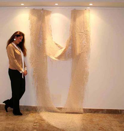 Directora de la galería