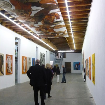 Centre d'Art Contemporain de Perpignan - à cent mètres du centre du monde (ACMCM)