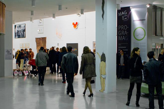 Mustang Art Gallery - Extrarradio