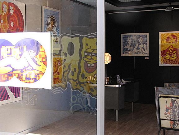 Can Pop Gallery &n Shop