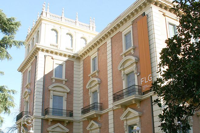 Exterior del Museo Lázaro Galdiano Serrano 122