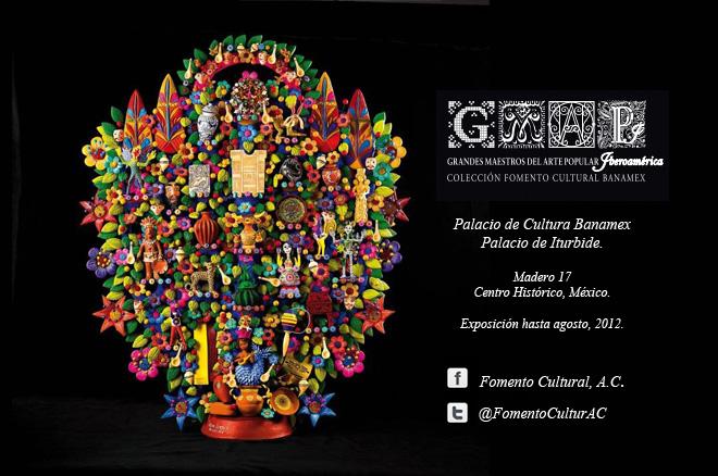 Arbol de las artesanias. Oscar Soteno. Metepec, Estado de Mexico.