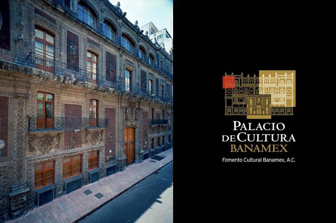 Fachada del Antiguo Palacio de Iturbide - Palacio de Cultura Banamex.