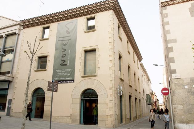 Ateneu façana