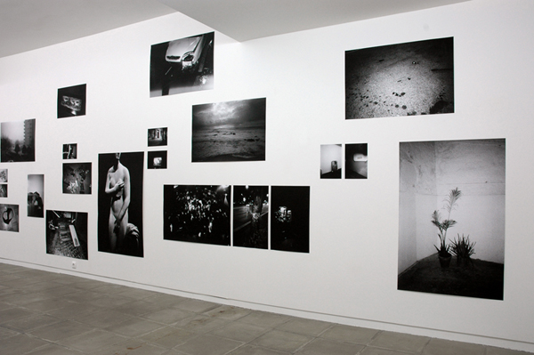 Pedro Magalhães Installation view at Galeria Nuno Centeno