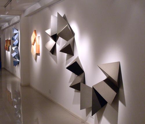 Sala de exposición, detalle
