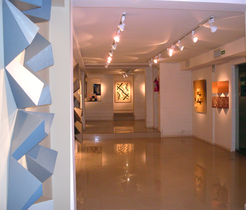 Sala de exposición