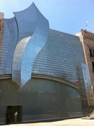 Vista del Museo Arocena