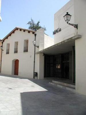 Fachada MAGa - Museu Arqueològic de Gandia