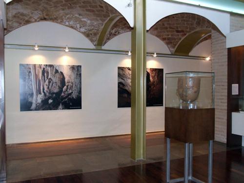 Sala Neolítico - Museu Arqueològic de Gandia