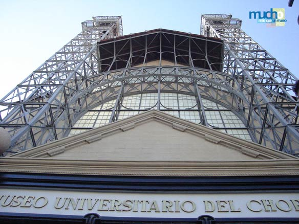Museo Universitario del Chopo -2