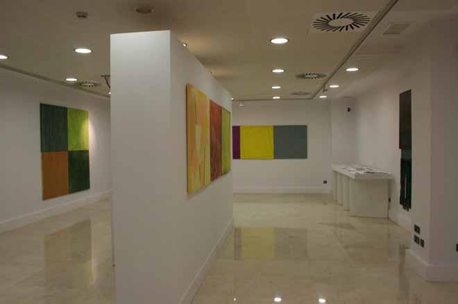 Sala Fundación Aparejadores Sevilla