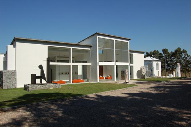 Fundación Pablo Atchugarry - Edificio