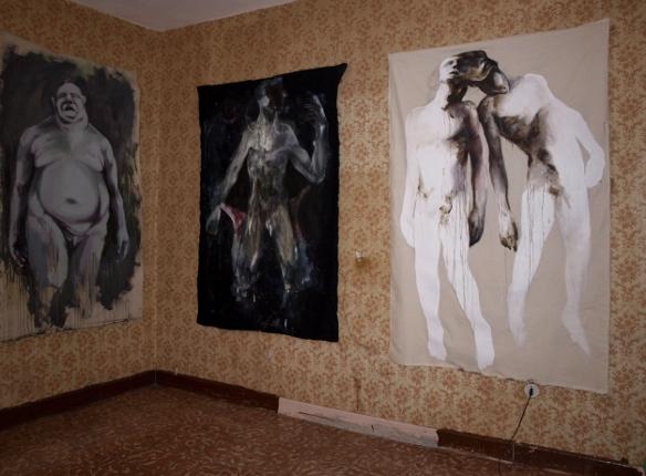 Exposición Jorge de la Cruz