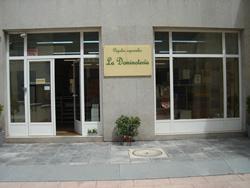 entrada a La Dominotería