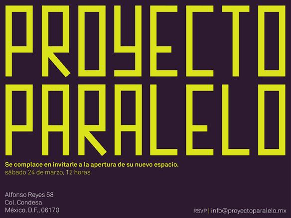Presentación de Proyecto Paralelo