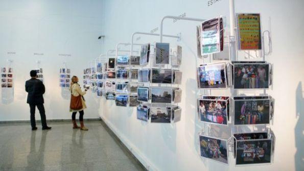Exposición Justine Graham