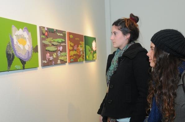 Exposición Malú Stewart