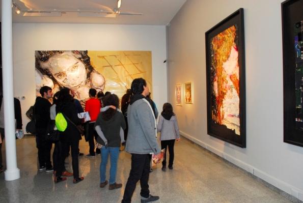 Exposición Rosario Perriello