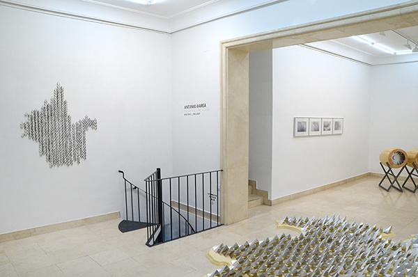 Galería Paula Alonso. Antonio Barea.
