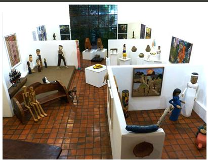 Salão Principal da Galeria