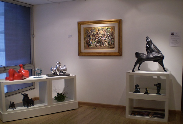 Esculturas de Ademar Berois