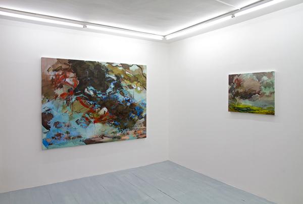 Installacion José Noguero, Greusslich Contemporary, Berlin 2011