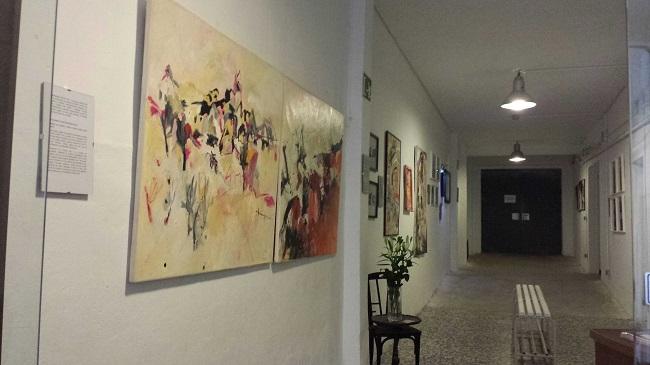 Exposición Colectiva Nave 73