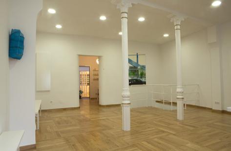 Interior galería 1