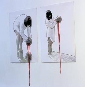 Rocio Lopez Zarandieta, expocicion BIPOLART