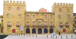 Palacio Revillagigedo. Gijón