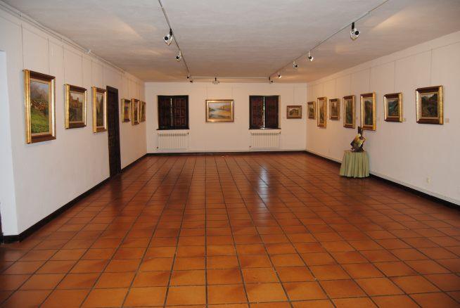 Sala de exposiciones temporales