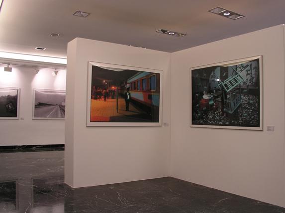 Exposición de Pedro Meyer en la Sala Ángel de la Hoz CDIS. Foto Raúl Hevia