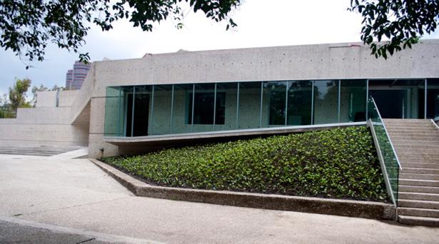 Nueva vista del Museo Tamayo. Foto Ximena Amescua. Cort. Museo Tamayo, 2012