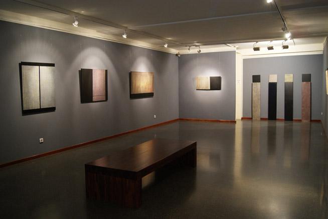Salas de exposición