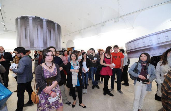 Exposición Capriccio Romano
