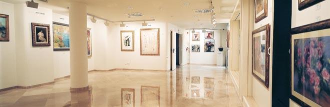 Tercera planta, Exposición permanente