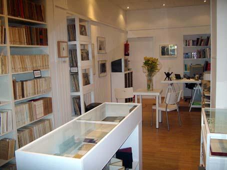 Librería especializada