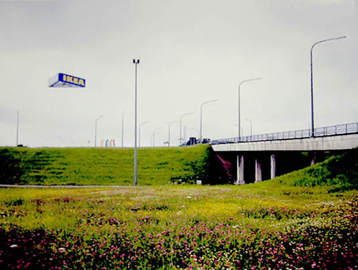 Matt Siber - IKEA, 112 x 140 cm. fotografia