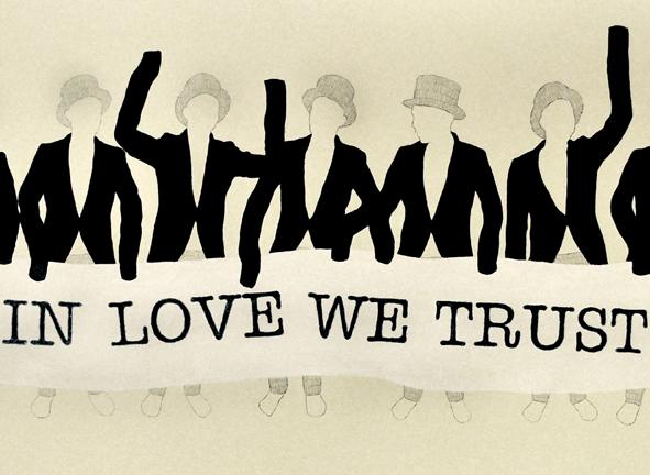 Jose Antonio VALLEJO - In Love We Trust - 2011