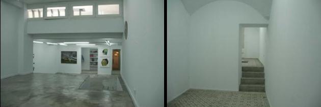 Nuevo espacio de la galería María Llanos