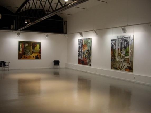 exposición Andrea Carreño - Selva de espejos
