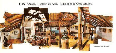 collage panorámico galería FONTANAR por Seve Palomares