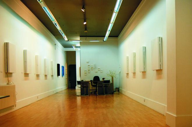 Galeria Ra del Rey. Interior