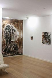 Instalación Artists Anonymous