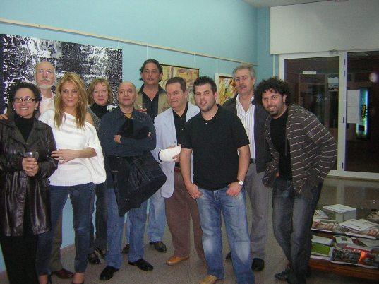 GRUPO ARTISTAS ESPREXARTE 2009