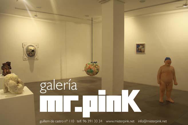 Galeria mr.pink. Luci Novo.Pretty mortal place